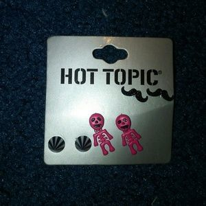 Hot Topic Earrings